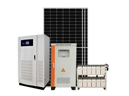 100kw Off Grid System