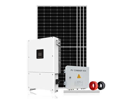 100kw On Grid System